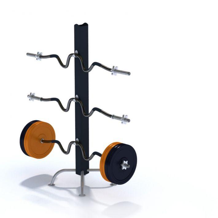 sport equipment 35 AM27 Archmodels