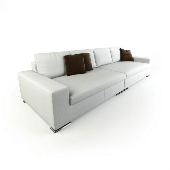 sofa 71 AM125 Archmodels