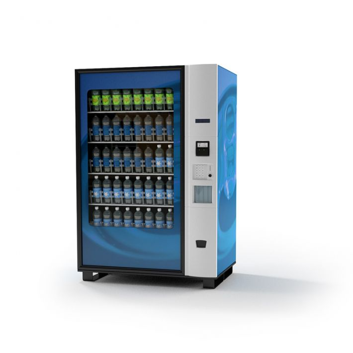beverage vending machine 16 AM87 Archmodels