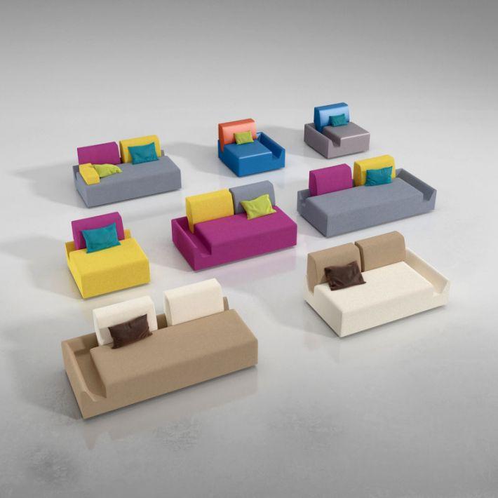 furniture 8 AM129 Archmodels