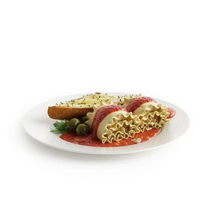 food 34 AM76 Archmodels