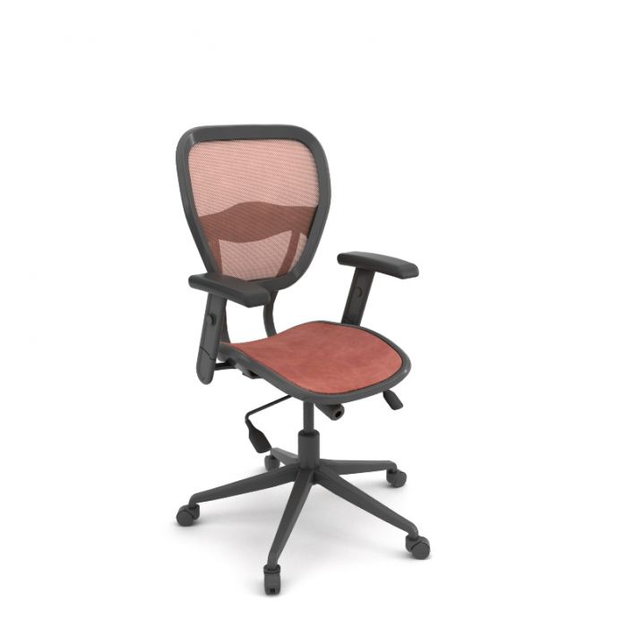 office chair 18 AM89 Archmodels