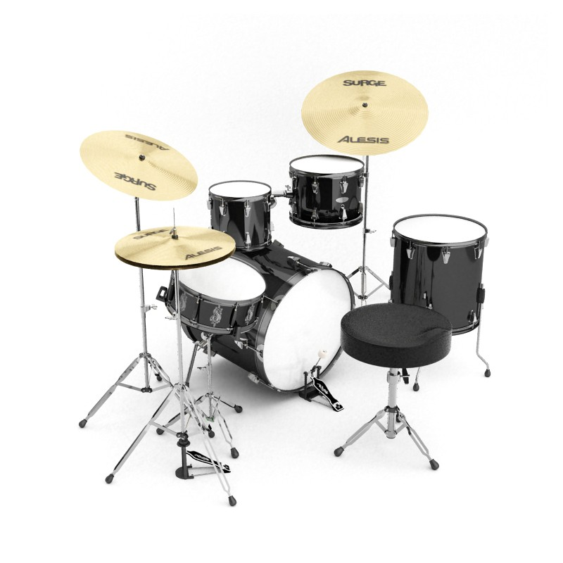 Drum kit 22 AM67 Archmodels