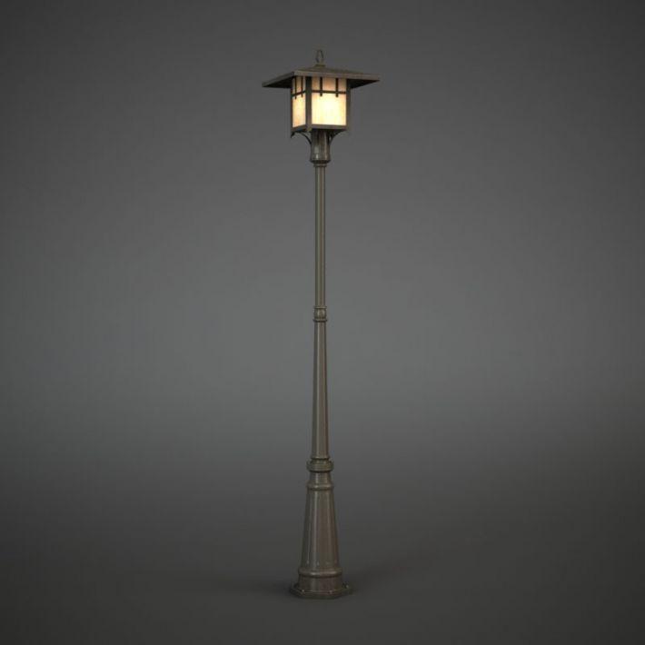 lamp 52 AM107 Archmodels
