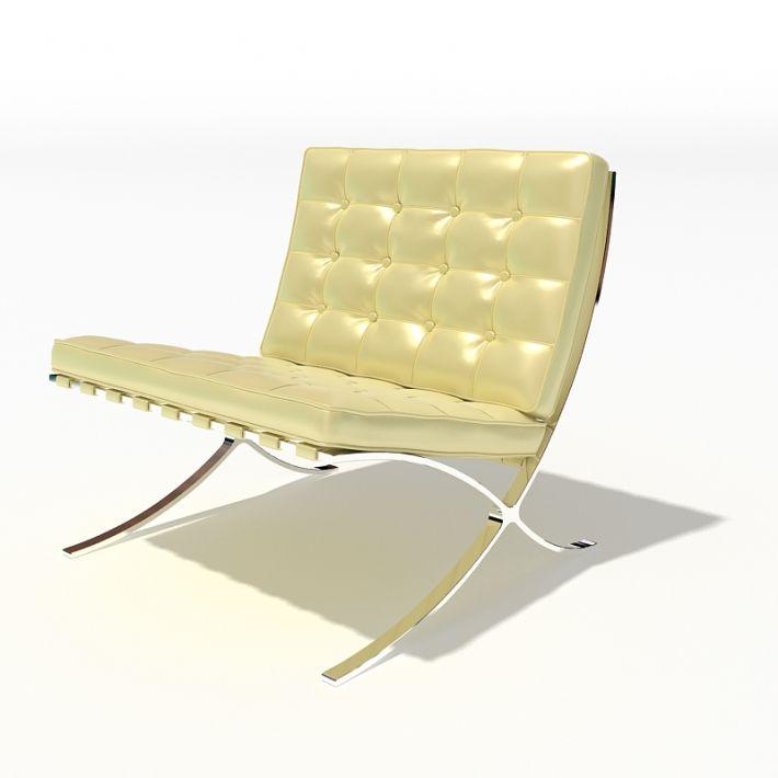 armchair 8 AM45 Archmodels