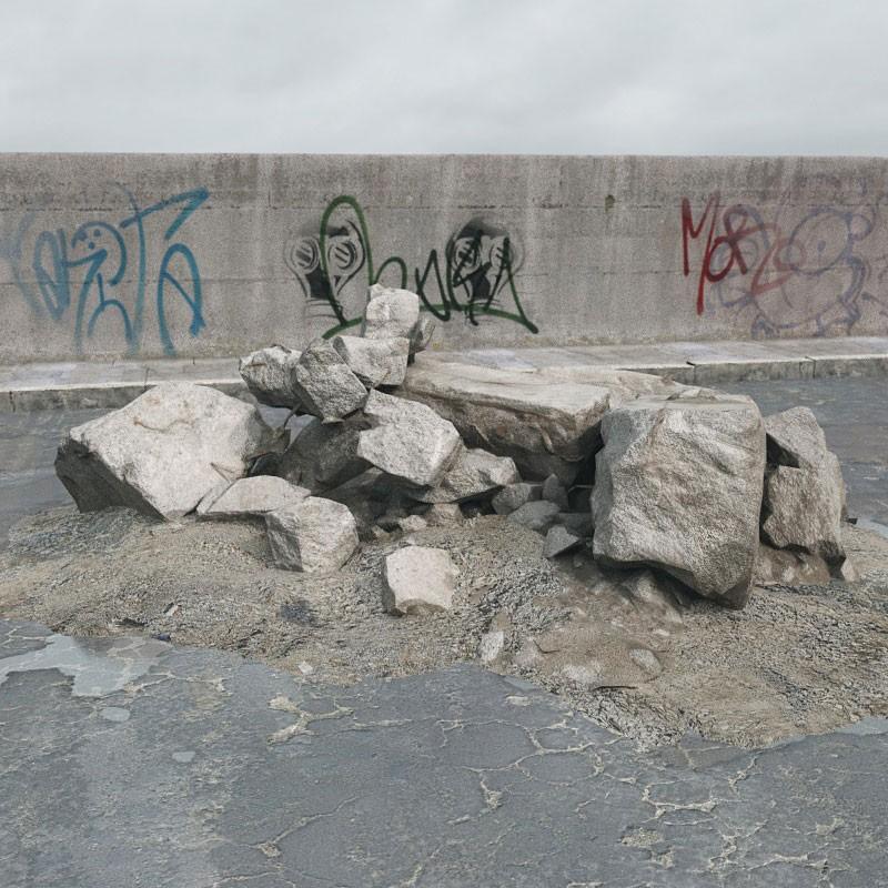 rubble 38 AM165 Archmodels