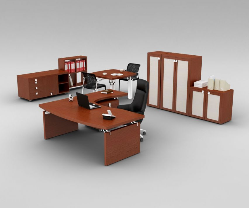 office set 23 AM110 Archmodels