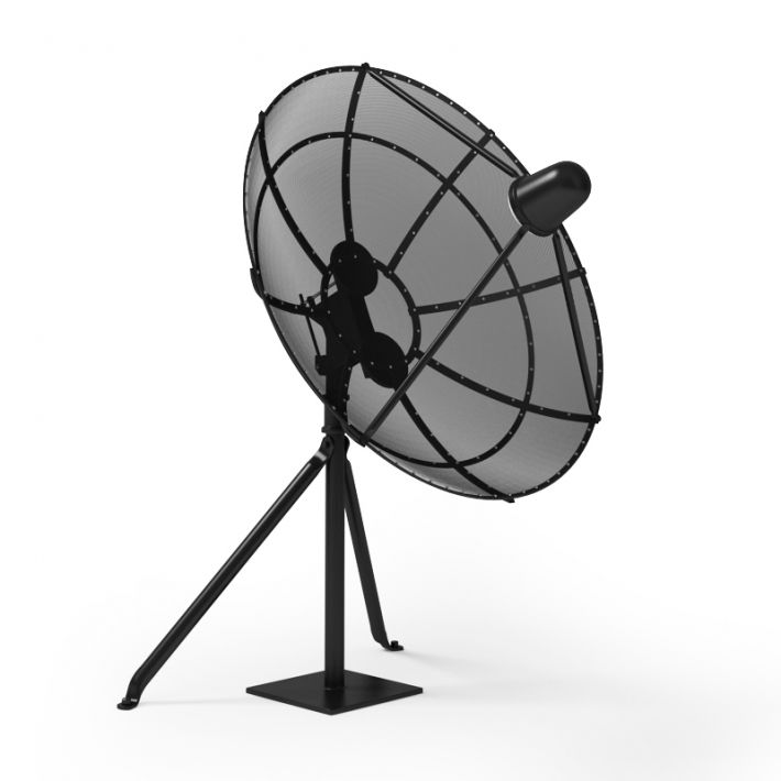home tv antenna 5 AM95 Archmodels