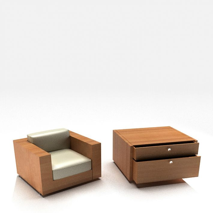 Furniture 86 AM26 Archmodels