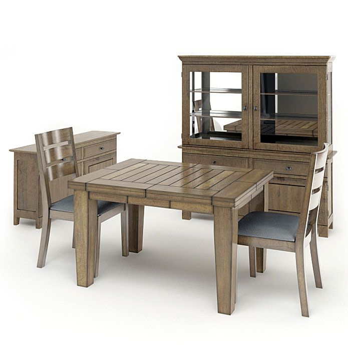 American furnitures set 4 AM65 Archmodels