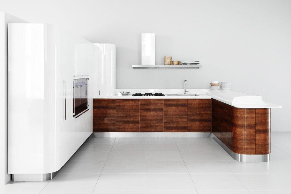 kitchen 6 AM166 Archmodels