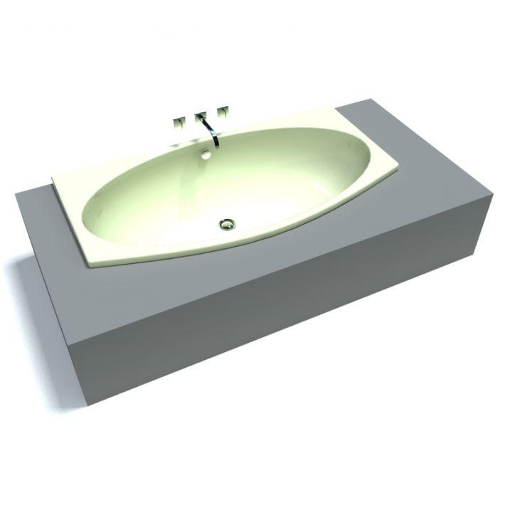 bathtub 3 AM15 Archmodels
