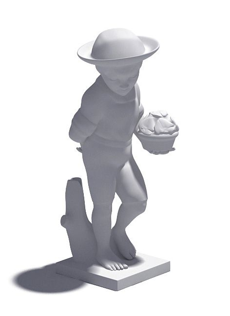 Sculpture 3 AM34 Archmodels