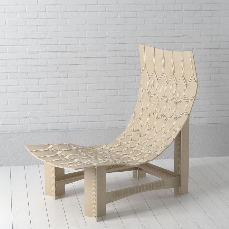chair 17 AM157 Archmodels