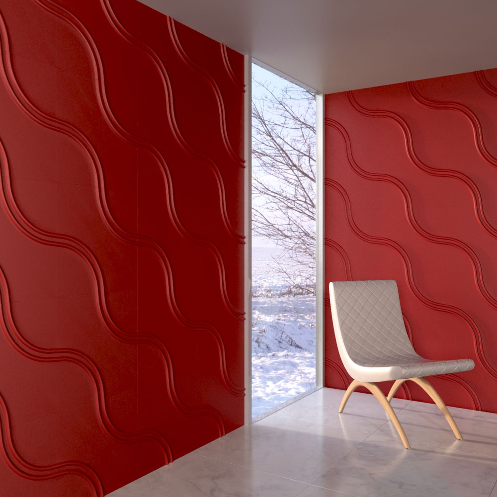 wall panel 80 AM147 Archmodels