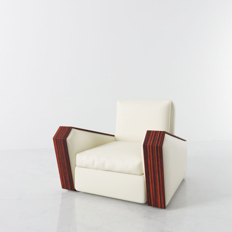 armchair 27 AM142 Archmodels