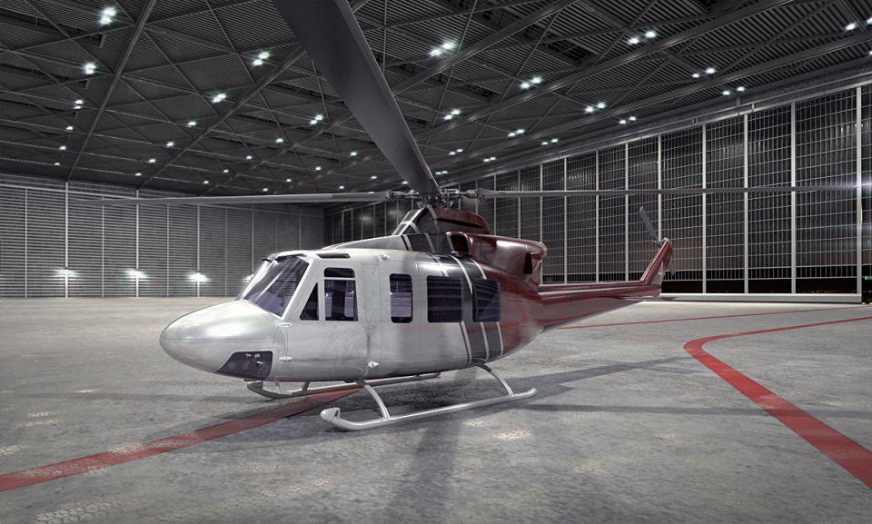 Bell 412 AM73 Archmodels