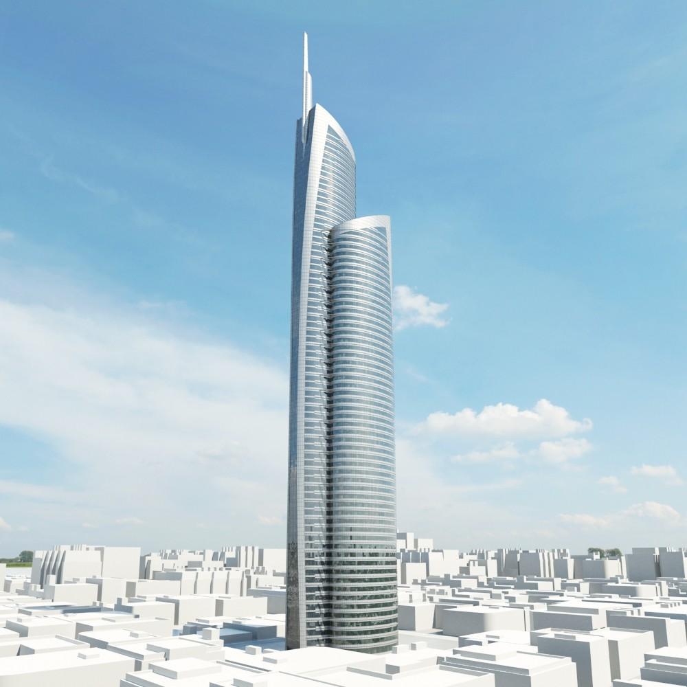 50 skyscraper