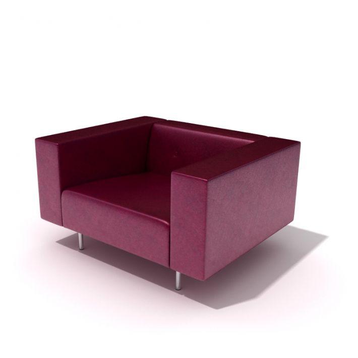armchair 85 AM45 Archmodels