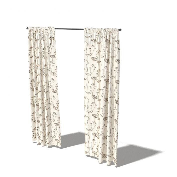 curtain 61 AM60 Archmodels