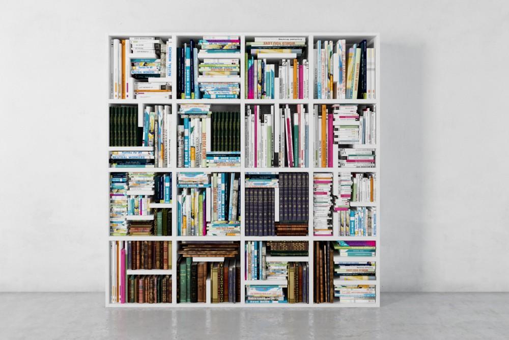 bookshelf 47 AM179 Archmodels