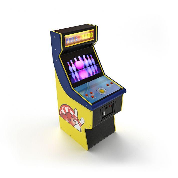 game machine 12 AM47 Archmodels