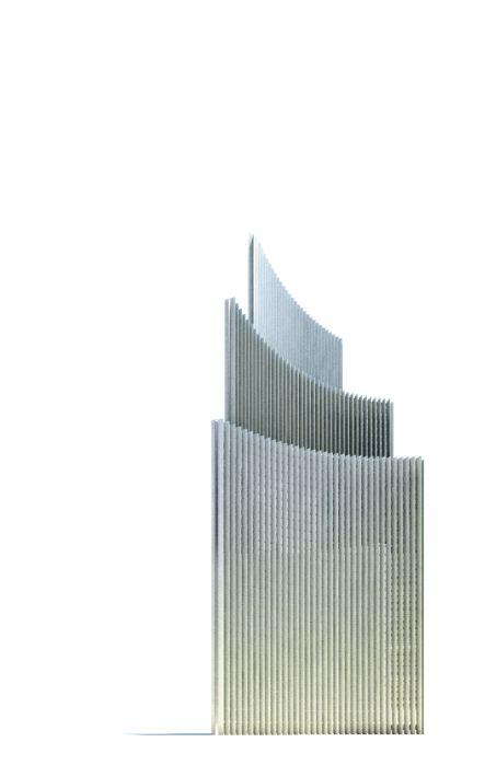 skyscraper 35 AM71 Archmodels