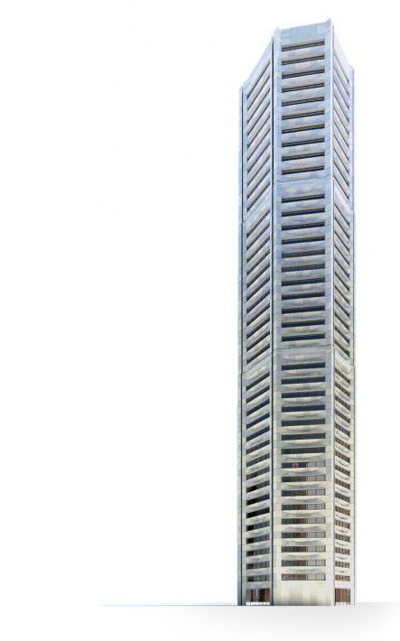 skyscraper 25 AM71 Archmodels