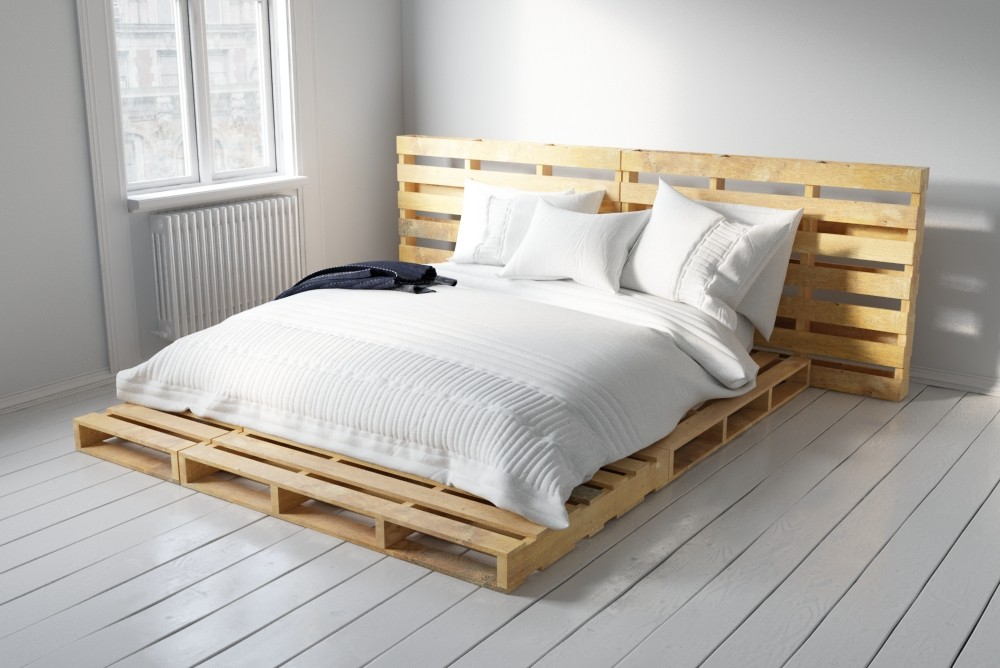 bed 7 AM164 Archmodels