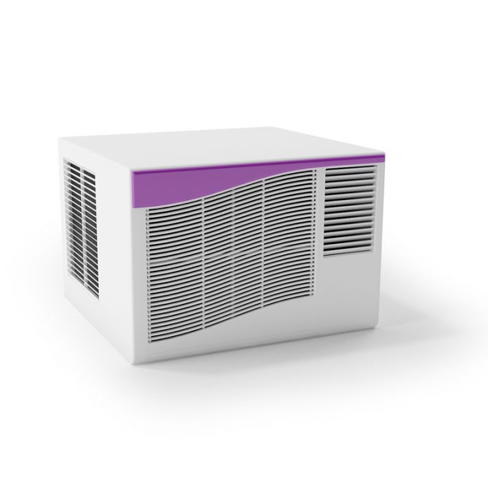 air conditioner 52 AM74 Archmodels