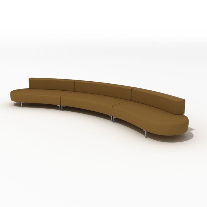 sofa 26 AM45 Archmodels