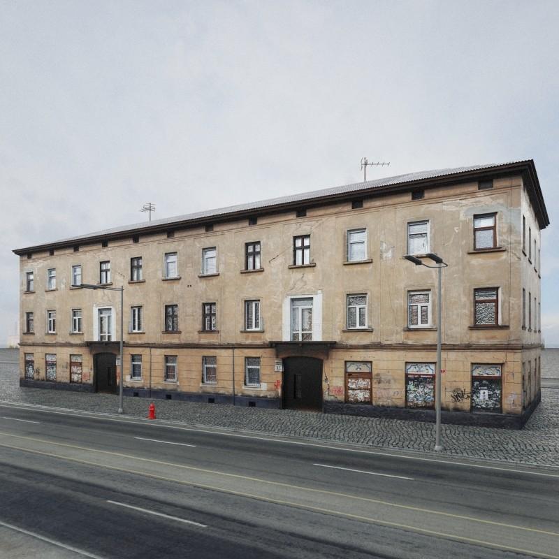 Building 16 AM172 Archmodels