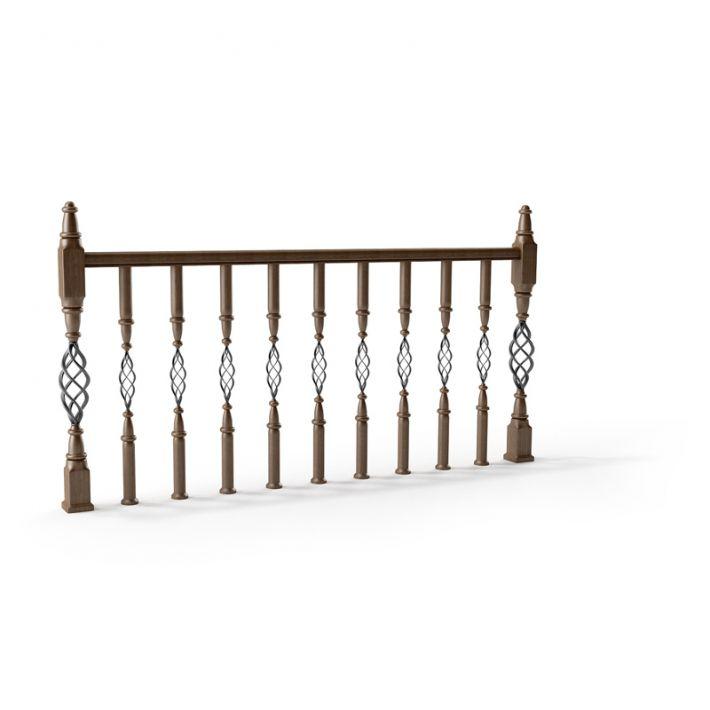railing 112 AM79 Archmodels