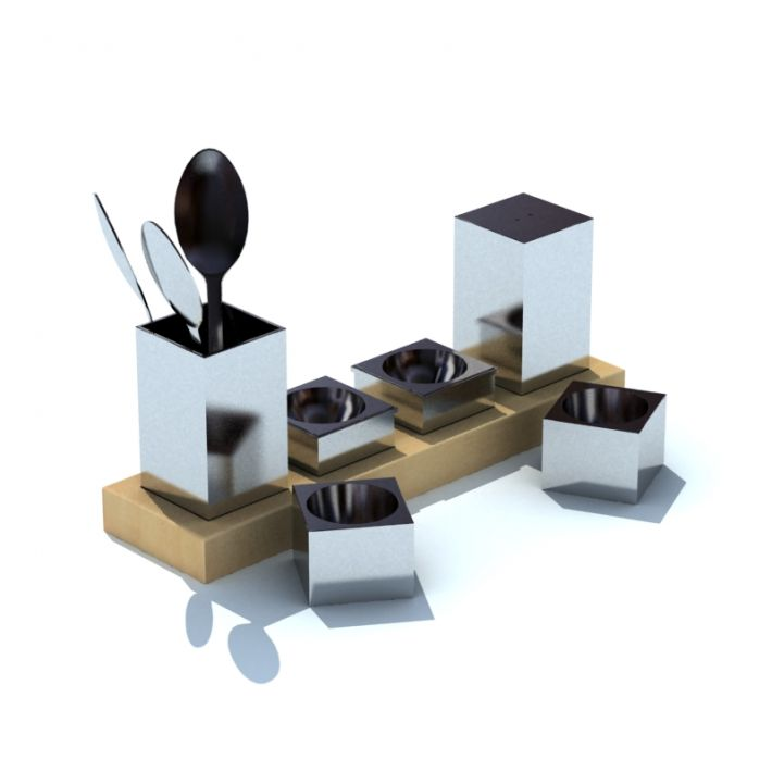 kitchen gadget 105 AM18 Archmodels