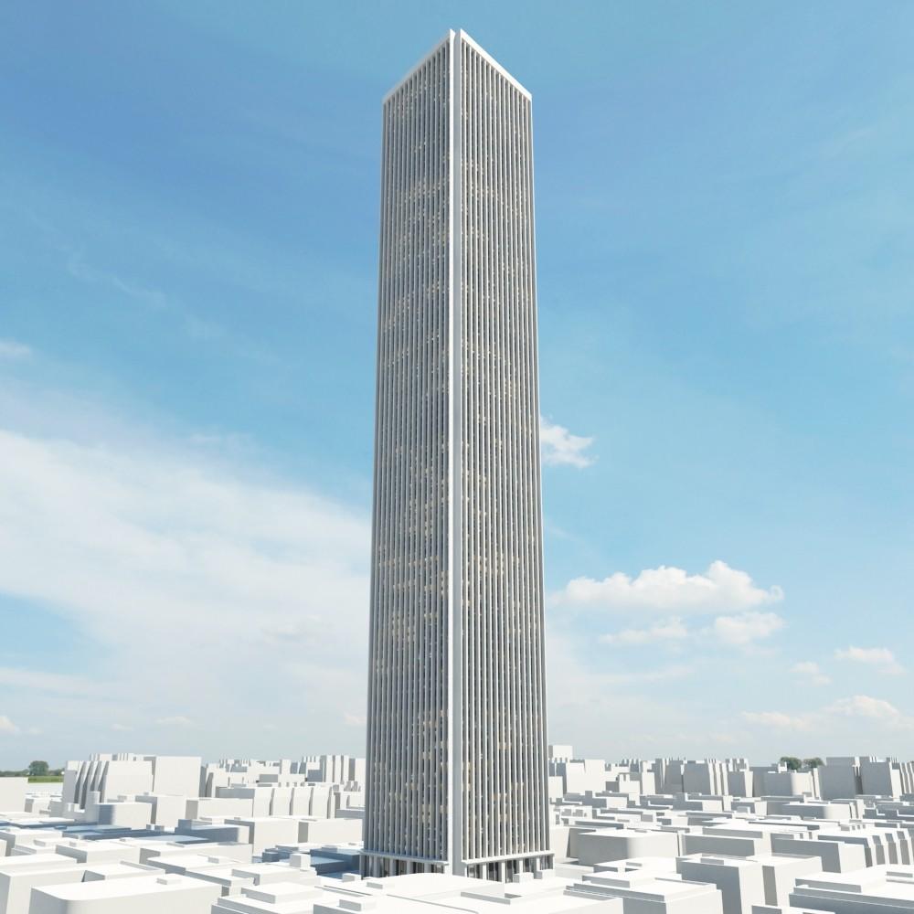 51 skyscraper