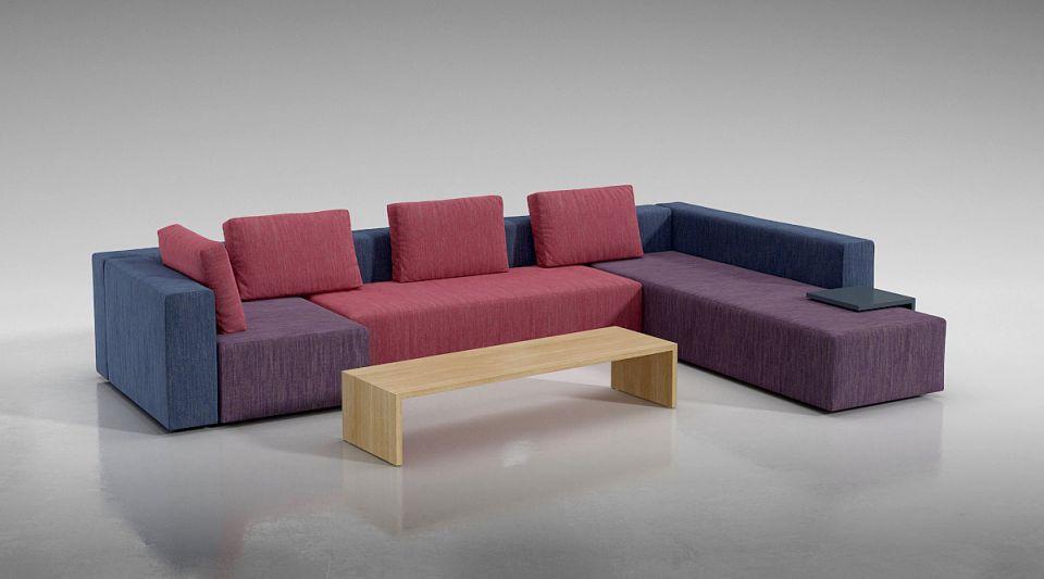 furniture 12 set 2 AM129 Archmodels