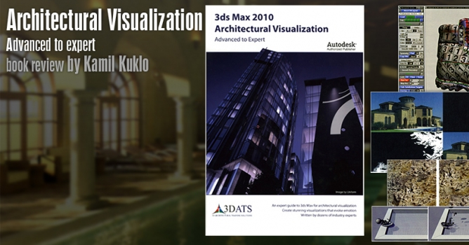 Lukas Dubeda (Author of 3ds Max Achitectural Visualization)