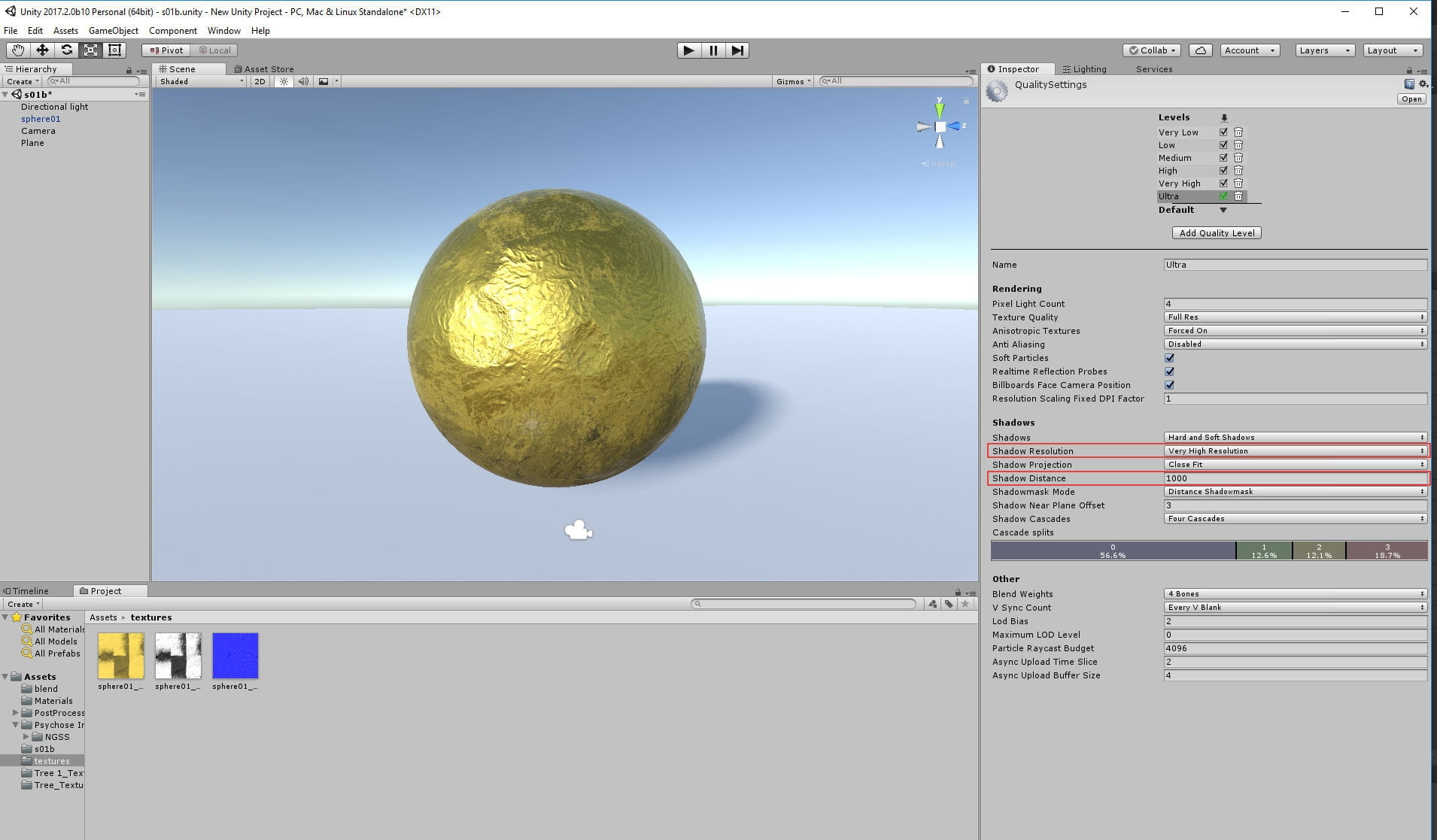 Preparing Unity for arch-viz work - Evermotion