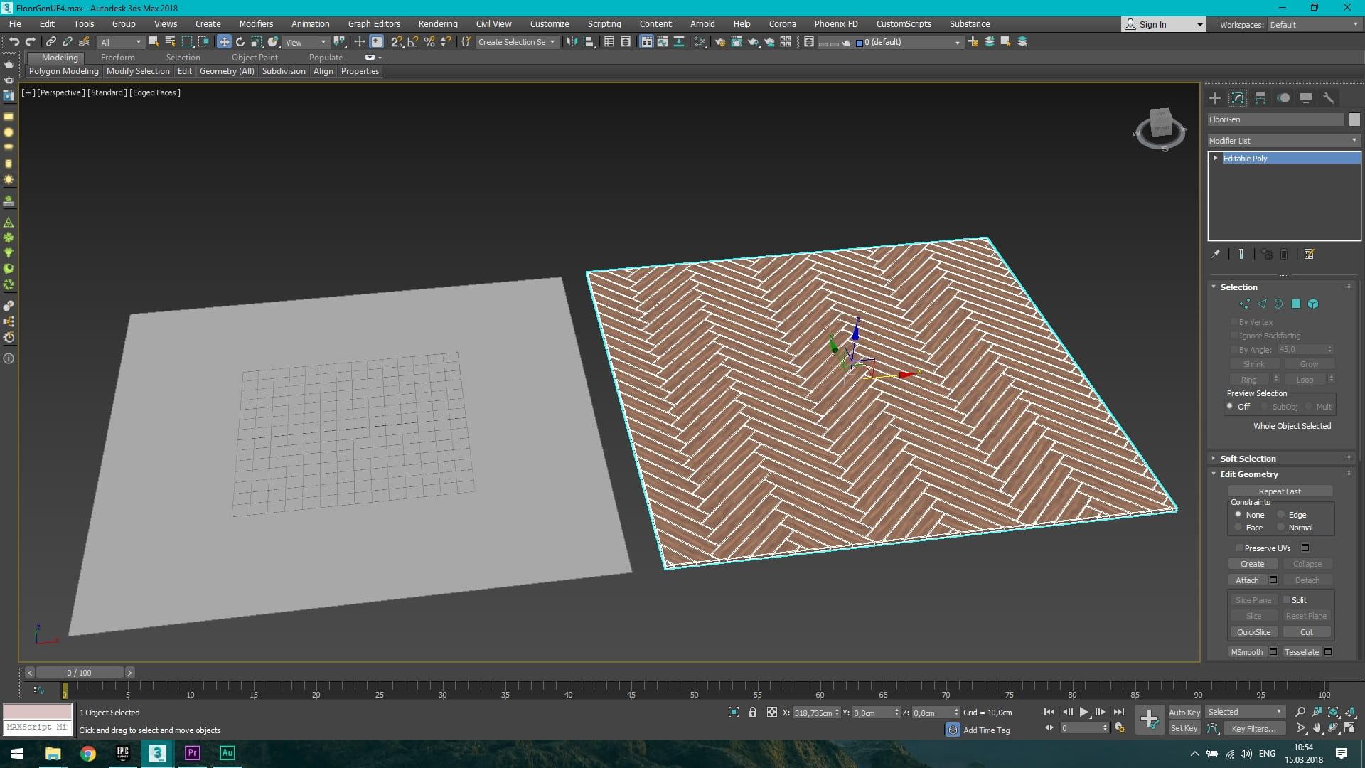 Floor generator tutorial