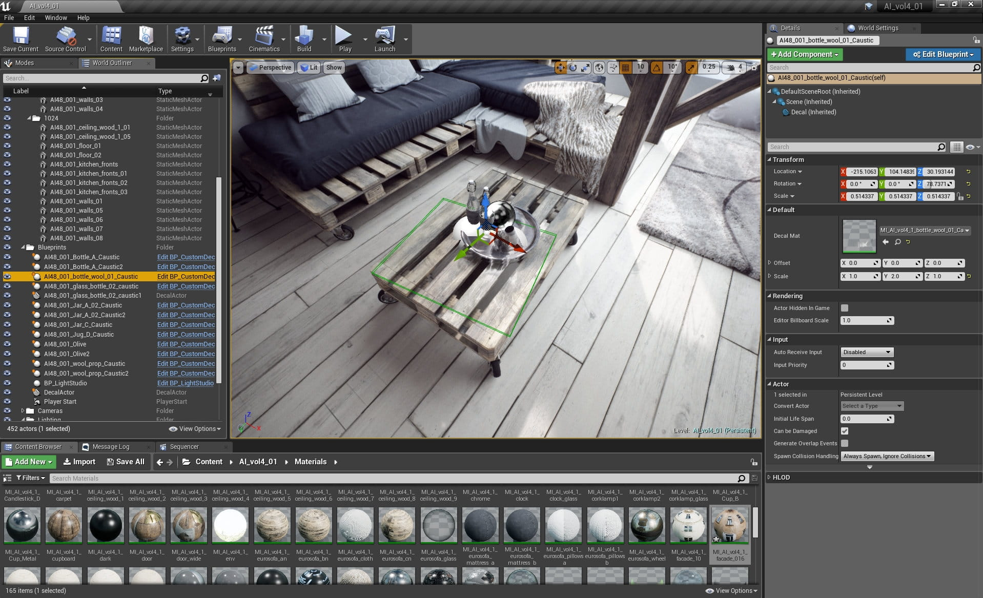 Substance Painter Rug Inspiring Living Room From 3ds Max