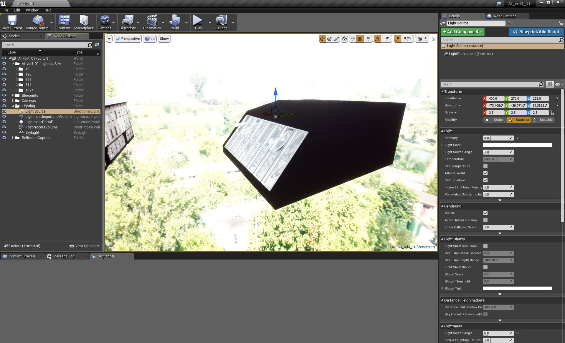 Unreal Engine: Making of Bright Interior - Tip of the Week - Evermotion