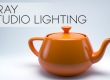 Studio Lighting in V-Ray - 3DS Max 2014