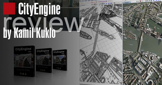 CityEngine review - Evermotion org