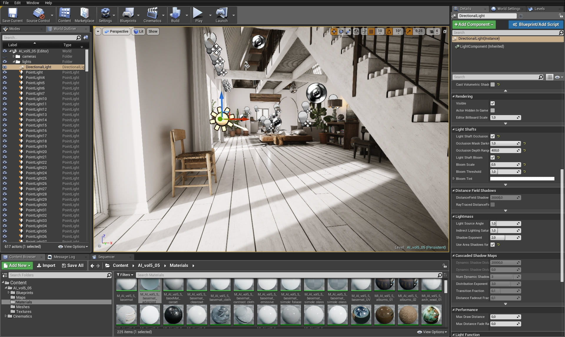 Unreal Engine 4: Making of Artistic Loft - Evermotion