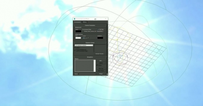 Find And Bind Vray Hdri & Sun - Evermotion org