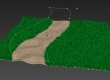 Creating a Custom Grass Field