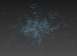 Pflow Labyrinth for 3ds Max