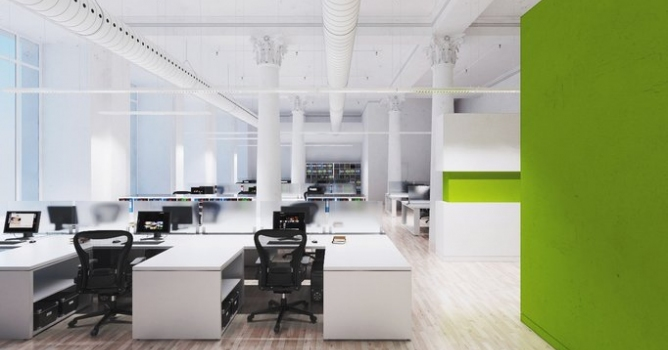 Prächtig Making of Open Space Office - Tip of the Week - Evermotion @ZC_79