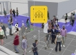 Animated people in Architecture Animation with ANIMA 2