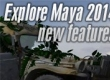 Exploring Maya 2014 - new features video